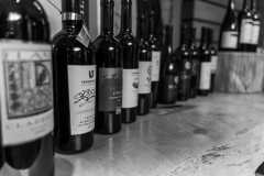 Wide selection of wine for your seder and entire stay