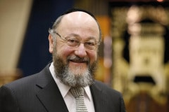 Chief Rabbi Efraim Mirvis