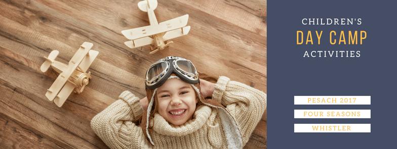 Kids Programs • Pesach Program 2019